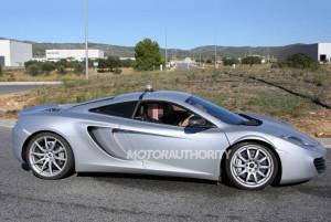 «Бюджетный» McLaren P13 также получит карбоновый монокок