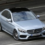 mercedes-benz-c-class-2014-spy-photos-1