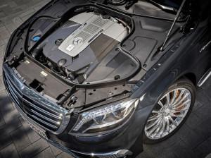 Mercedes-Benz раскрывает подробности по S 65 AMG (+фото)