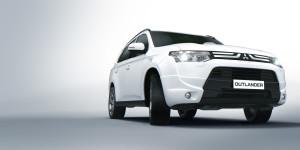 Mitsubishi Outlander Samurai в честь 10-летия модели в России