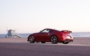 Новый Nissan 370Z станет экономичнее и экологичнее