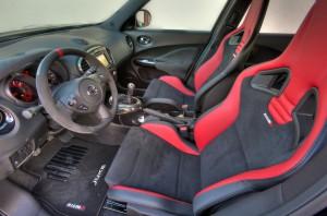 Nissan Juke Nismo RS становится мощнейшим в семействе