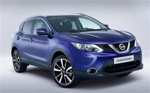 Nissan решил «зарядить» Qashqai