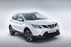 Состоялось представление нового поколения Nissan Qashqai (+фото)