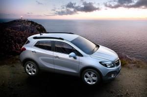 На рынке появится двухтопливный Opel Mokka