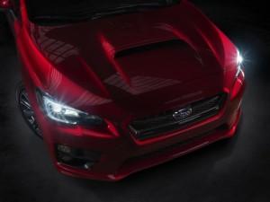 В интернете появилось первое фото нового Subaru WRX
