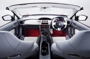 Toyota опять продемонстрирует концепт кабриолета FT-86 Open