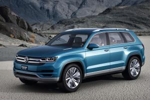 Фото нового Volkswagen Tiguan появились в сети