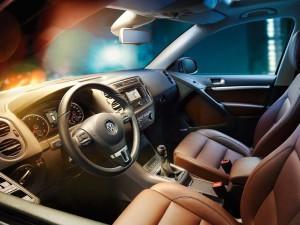 На российском рынке стартуют продажи Volkswagen Tiguan R-Line