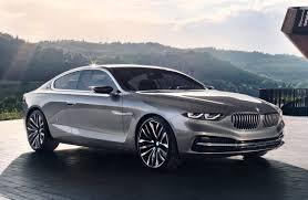 Внешность нового BMW 5-Series будет выполнена по мотивам Gran Lusso Coupe