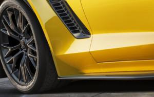 В Детройте дебютирует «прокачанный» Chevrolet Corvette