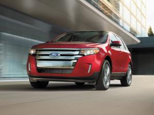 Кроссовер Ford Edge обойдется россиянам от 1 699 000 рублей