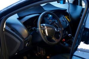 Фотошпионы засняли рестайлинговый Ford Focus