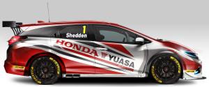 Honda сменила гоночный хэтчбек Civic на универсал
