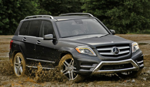AMG-линейка Mercedes-Benz может пополнится новым поколением кроссовера GLK