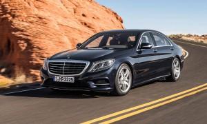 В Детройте дебютирует Mercedes-Benz S600