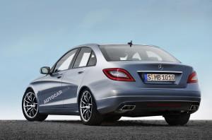 Появилась информация о «заряженной» AMG-модификации нового поколения Mercedes-Benz C-Class