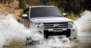 Новый Mitsubishi Pajero получит «подзаряжаемую» гибридную версию