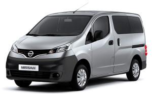 Nissan намерен выпустить грузовую электроверсию NV-200