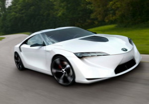 В январе может дебютировать концепт Toyota Supra