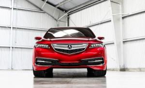 В числе лучших концептов Детройта Acura TLX
