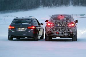 BMW X6 нового поколения заснят фотошпионами