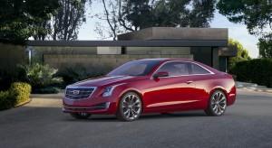 Дебютировал Cadillac ATS Coupe