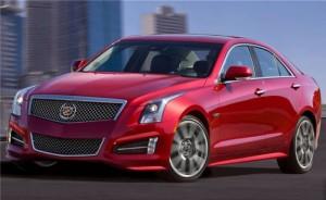 «Заряженный» Cadillac ATS-V оснастят «движком» Chevrolet Corvette