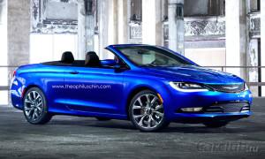Chrysler 200 - теперь кабриолет
