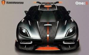В Женеве представят самый «горячий» Koenigsegg One:1