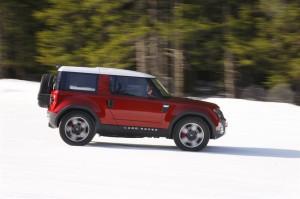 Новый компакт-кроссовер Land Rover назовут Landy