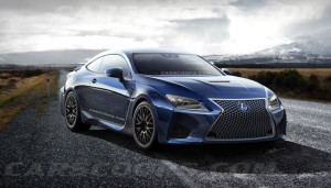 «Заряженное» купе Lexus получит 460 «лошадей»