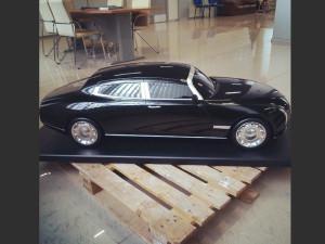 Модели «Кортежа» от Marussia приобрели материальную форму