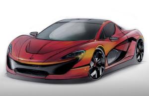 McLaren сообщает о будущей новинке – P15
