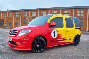 Тюнинг Mercedes-Benz Citan от Hartman Tuning