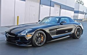 Тюнинг Mercedes-Benz SLS AMG от World Motorsports