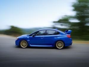 Фото нового Subaru WRX STI появились в Сети