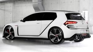 В Пекине планируется представить самую «горячую» версию Volkswagen Golf