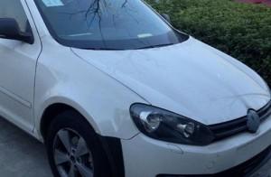 Фото нового седана Volkswagen появились в интернете