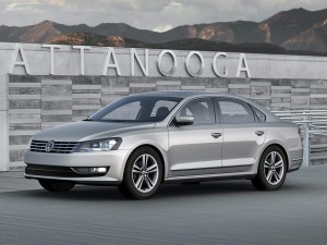 Линейка нового поколения Volkswagen Passat может пополниться кабриолетом и купе