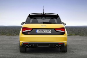 Фото «заряженного» Audi S1 появилось в Сети
