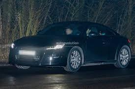 Новый Audi TT выполнен по мотивам концепта Allroad Shooting Brake