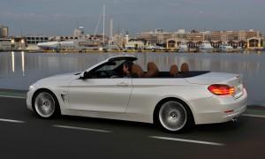 BMW 4-Series Convertible обзавелся российским ценником