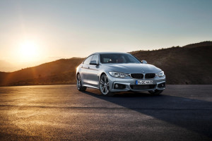 Фото нового BMW 4 Gran Coupe появились в интернете