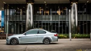 Тюнинг BMW M3 Silverstone Slicer от Mode Carbon