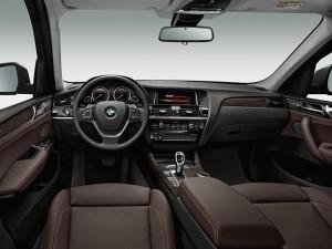 Рестайлинговый BMW X3 придет в Россию летом