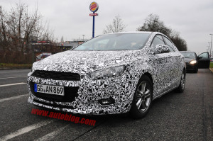 Фотошпионы «словили» новый Chevrolet Cruze в процессе тестов