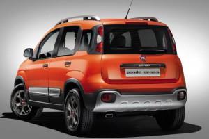 Fiat представил внедорожный Panda