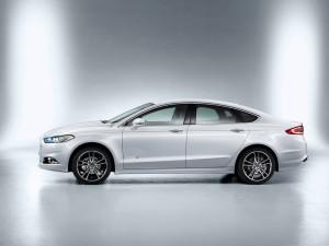 Новый Ford Mondeo выйдет на европейский рынок в конце 2014 года
