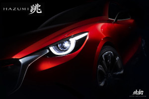 В Женеве покажут предвестника новой Mazda2